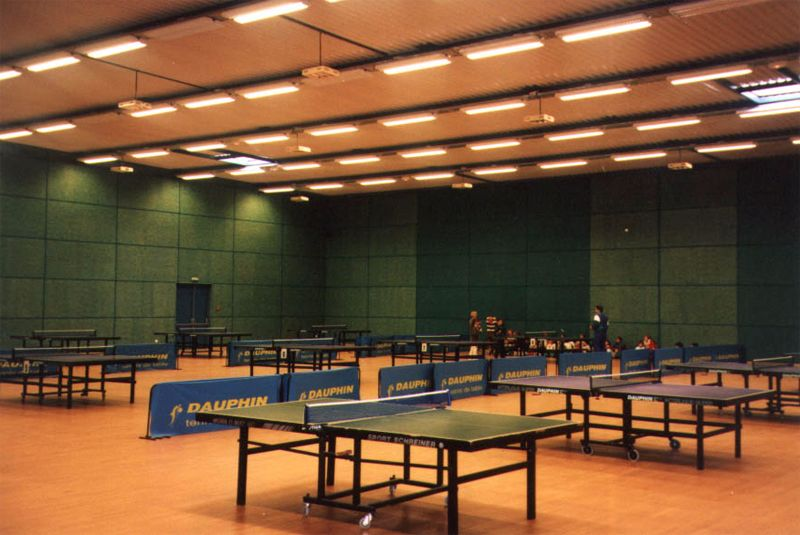 Salle de Tennis de Table - Nevers (2)