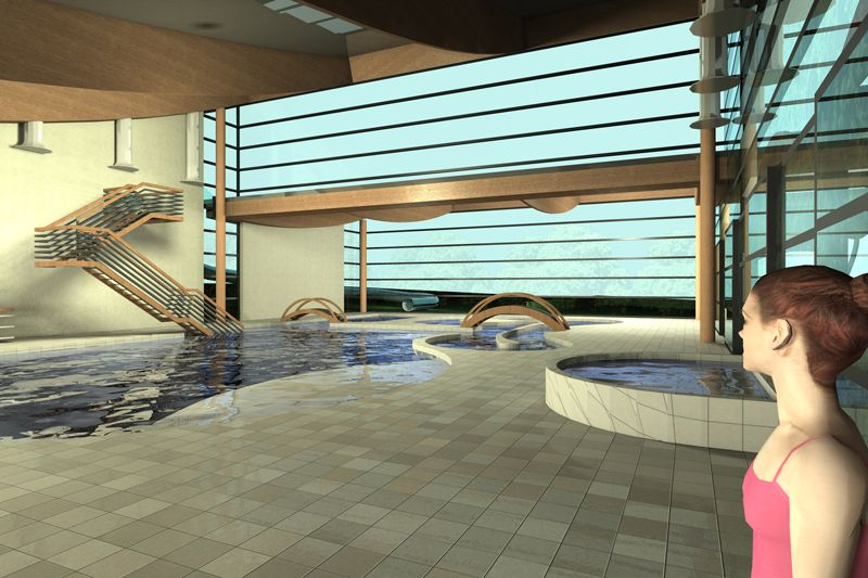 Piscine d'Imphy vue int 2